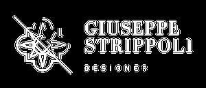 Logo Bianco 300 | Giuseppe Strippoli Designer